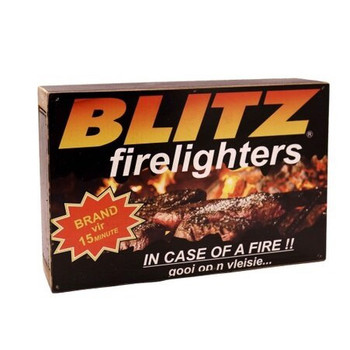 Blitz Box Gift Set - In Case of Fire