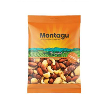 Mixed Tree Nuts Roasted & Salted 500g