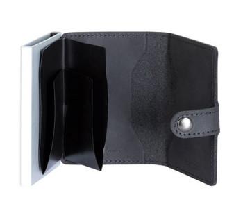 EaziCard RFID Wallet - Genuine Leather