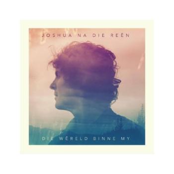 Joshua na die Reen side profile picture - Die Wereld Binne My CD cover photo.
