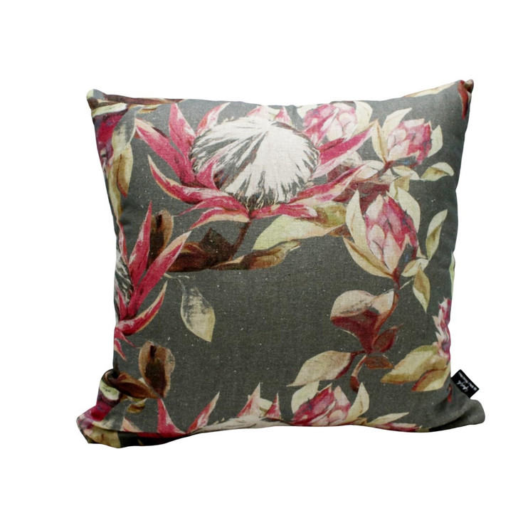 Protea Eart Scatter Cushion 60x60cm