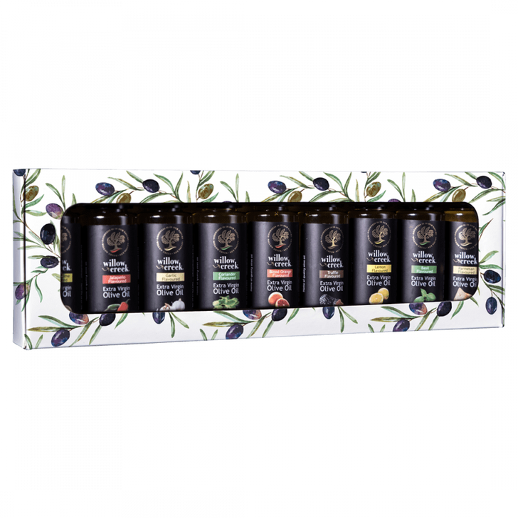 Gift Set 9 Pack - Flavoured Extra Virgin Olive Oil 30ml