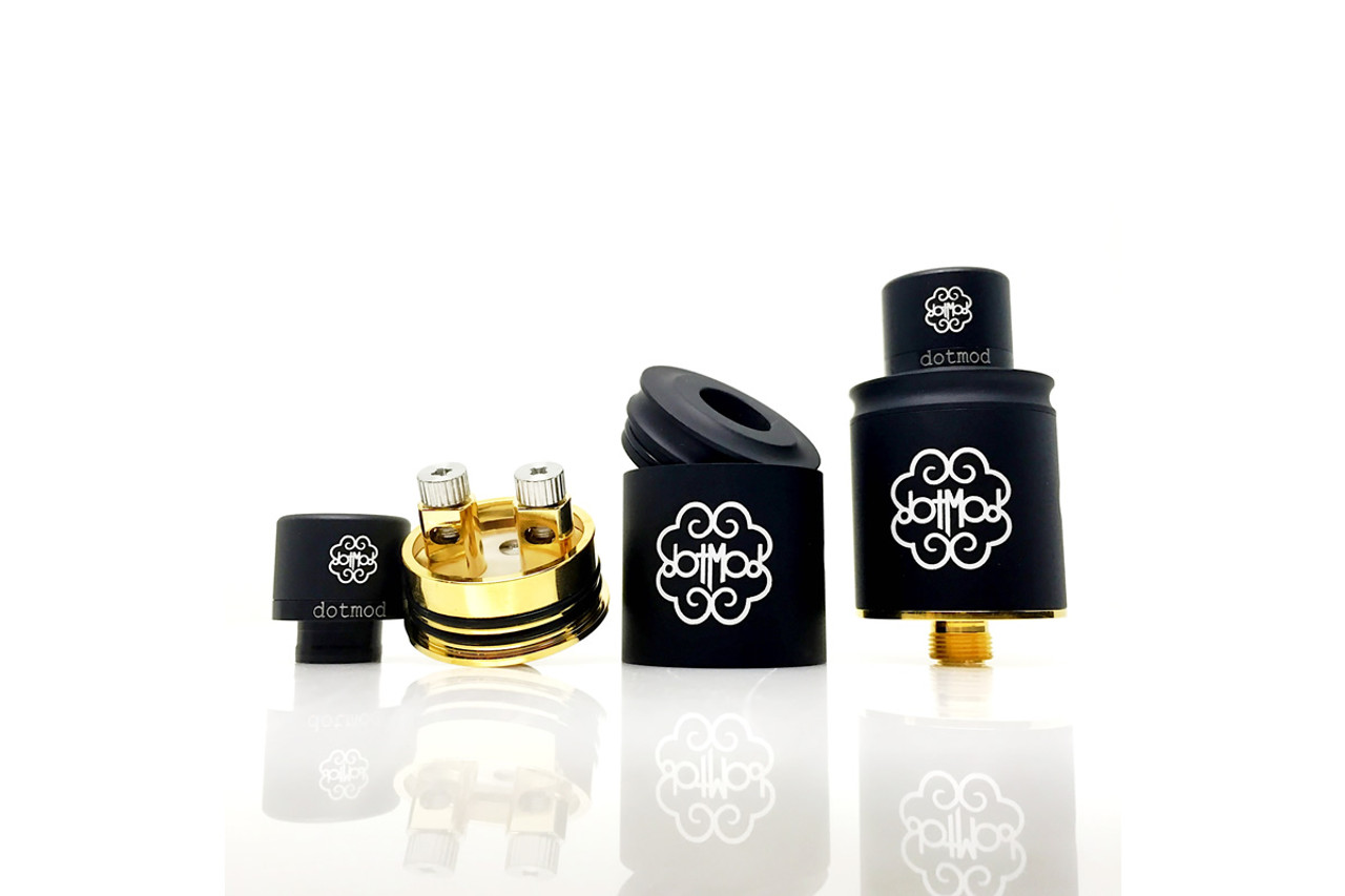 AUTHENTIC PETRI V2 RDA BY DOTMOD $64 99 CLOSEOUT!