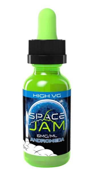 Andromeda - High VG | Space Jam | 15ml 30ml 60ml & 120ml options