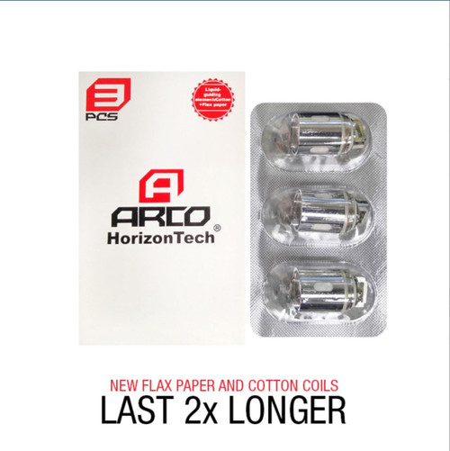 Arco Coils A4 Coils [3-pk] | Horizon Tech | 0.2ohm ( works with SMOK TFV8 )