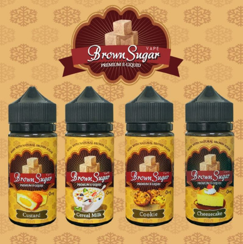 Brown Sugar Cereal Milk | Extract & Brew | 100ml