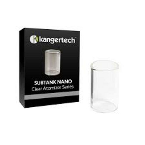 GLASS FOR SUBTANK NANO CLEAR $2.99 CLOSE OUT!