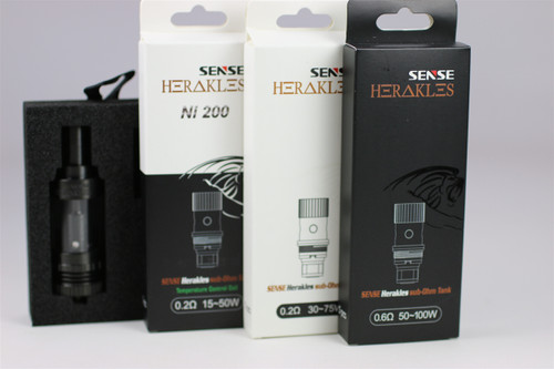 HERAKLES  PLUS COILS STAINLESS STEEL, KANTHAL, AND NICKEL COILS