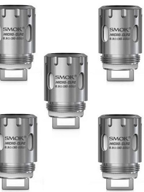 SMOK MICRO COILS  GENUINE AUTHENTIC ONLY $14.99