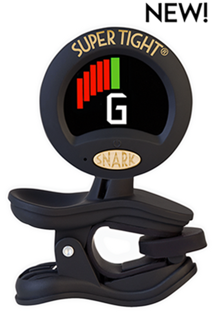 Snark Super Tight Clip-On Tuner SN8