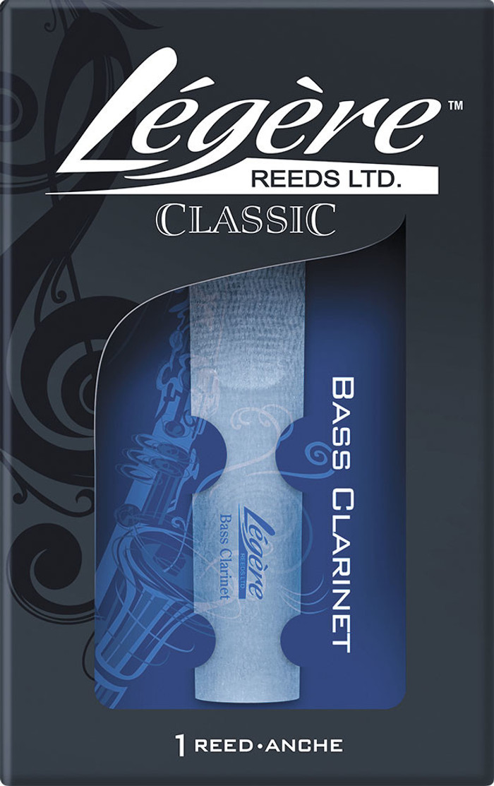 Légère Classic Series Bass Clarinet Reed