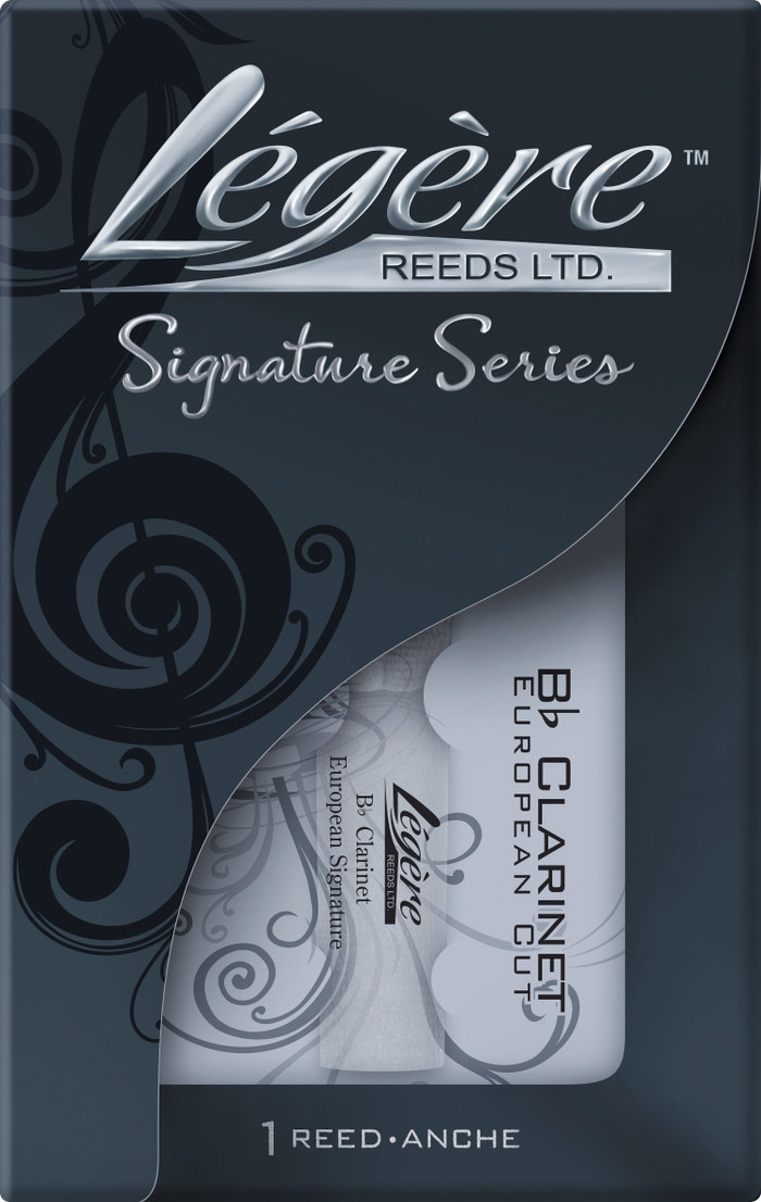 Légère Signature Series European Cut Bb Clarinet Reed