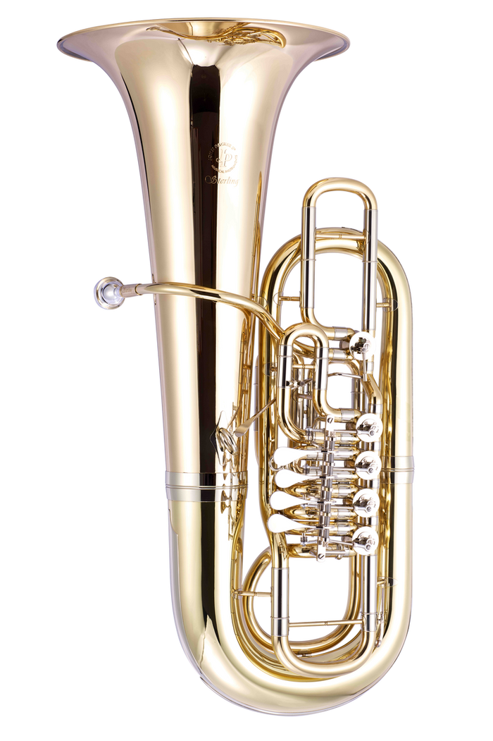 John Packer JP379FF Sterling F Tuba