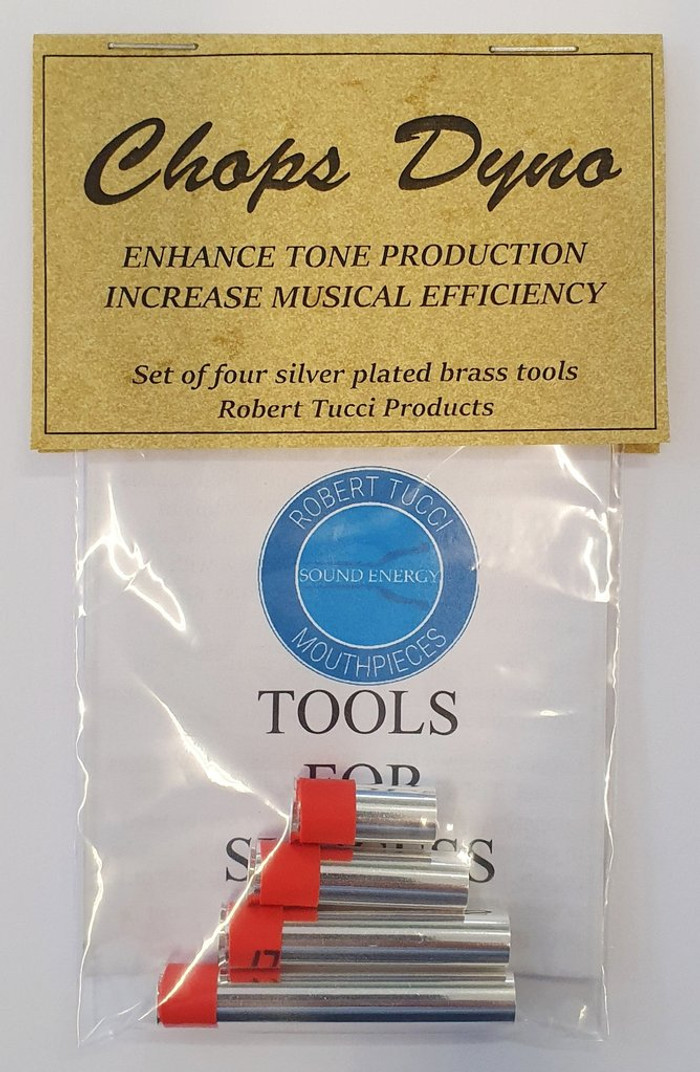 Robert Tucci Chops Dyno Embouchure System