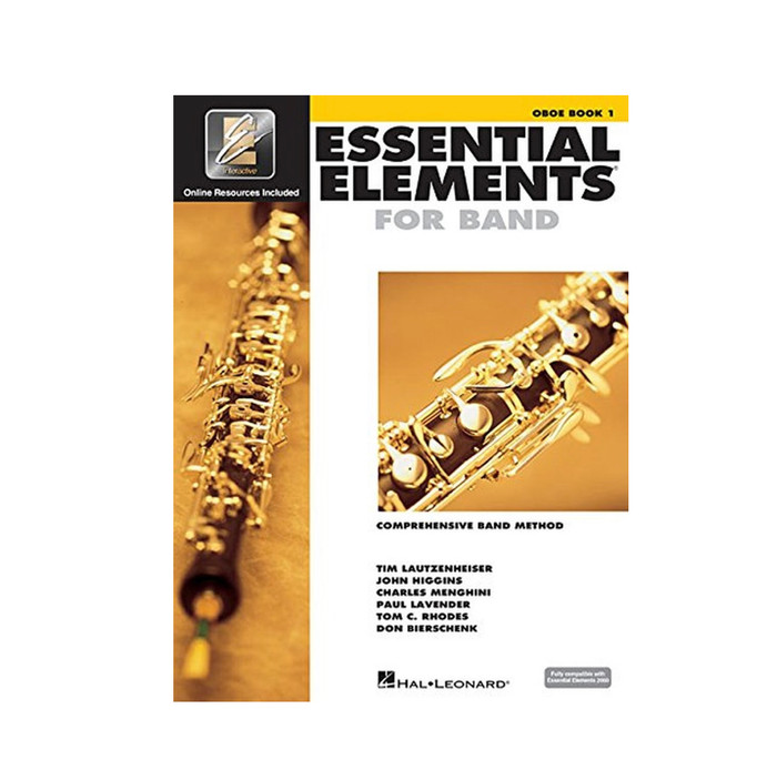 Essential Elements for Band BK1 - Oboe