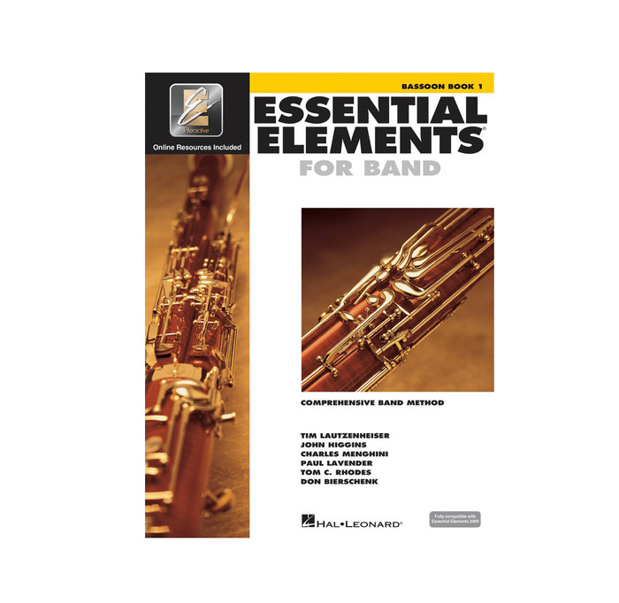 Essential Elements for Band BK1 - Bassoon