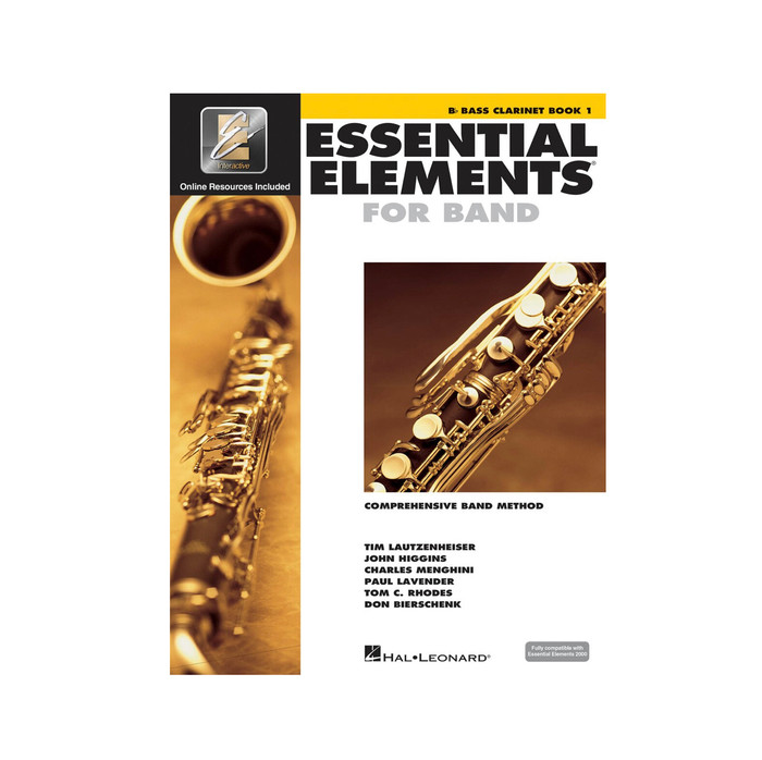 Essential Elements for Band BK1 - Bass Clarinet