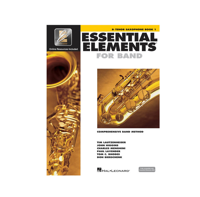 Essential Elements for Band BK1 - Tenor Sax