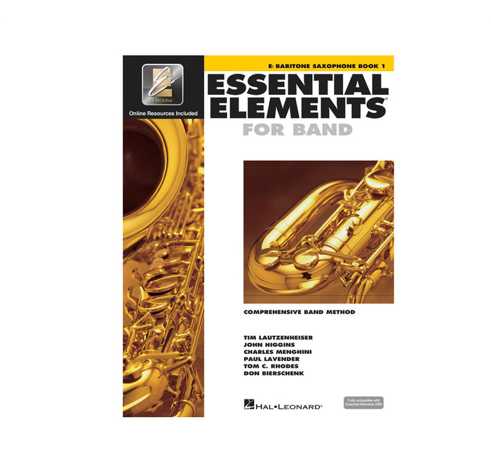 Essential Elements for Band BK1 - Baritone Sax