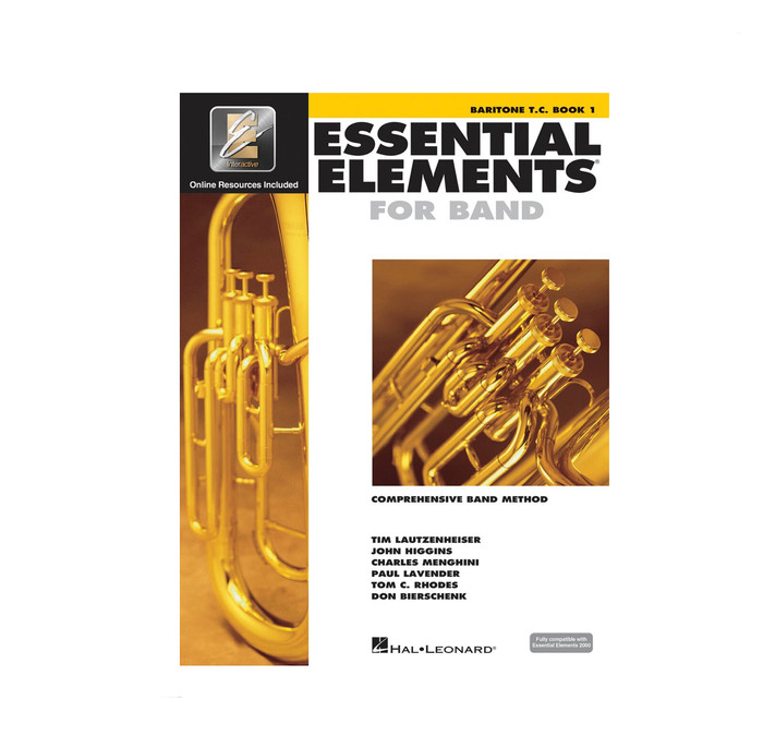 Essential Elements for Band BK1 - Baritone TC