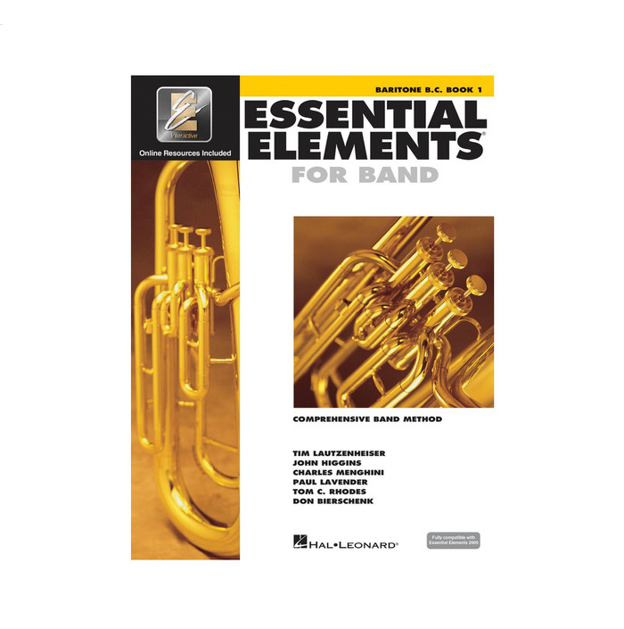 Essential Elements for Band BK1 - Baritone BC