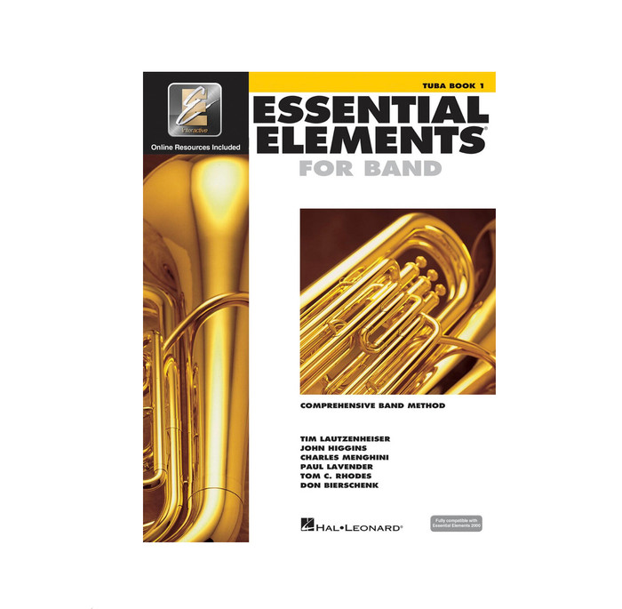 Essential Elements for Band BK1 - Tuba