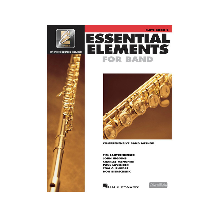 Essential Elements for Band BK2 - Flute
