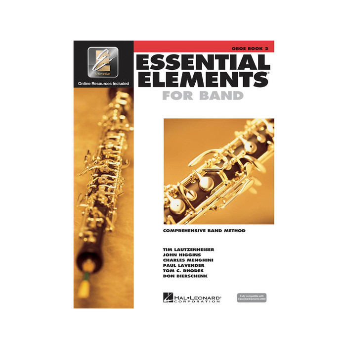 Essential Elements for Band BK2 - Oboe