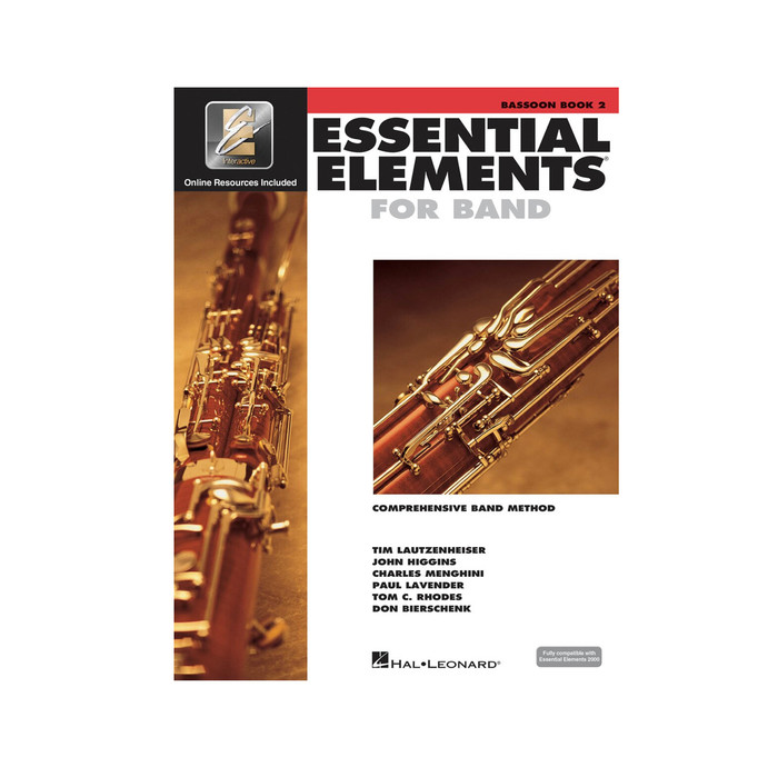 Essential Elements for Band BK2 - Bassoon