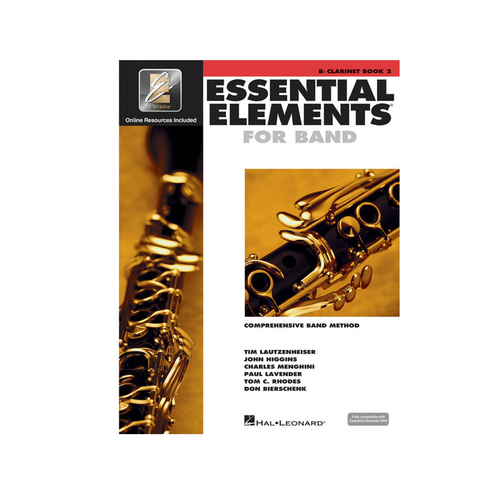 Essential Elements for Band BK2 - Clarinet