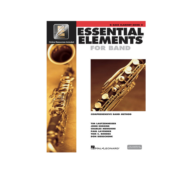 Essential Elements for Band BK2 - Bass Clarinet