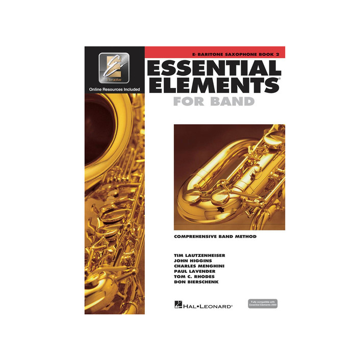 Essential Elements for Band BK2 - Baritone Sax