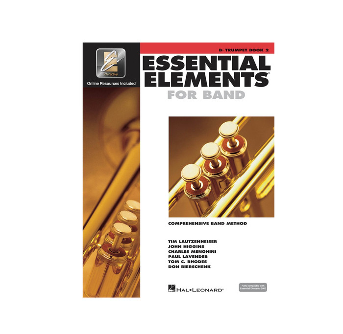 Essential Elements for Band BK2 - Trumpet