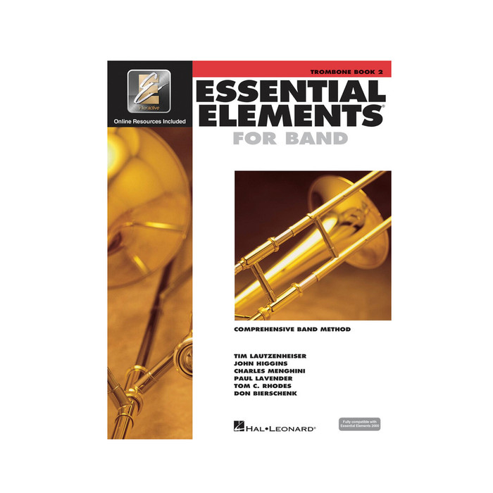 Essential Elements for Band BK2 - Trombone