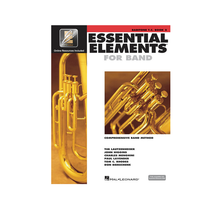 Essential Elements for Band BK2 - Baritone TC