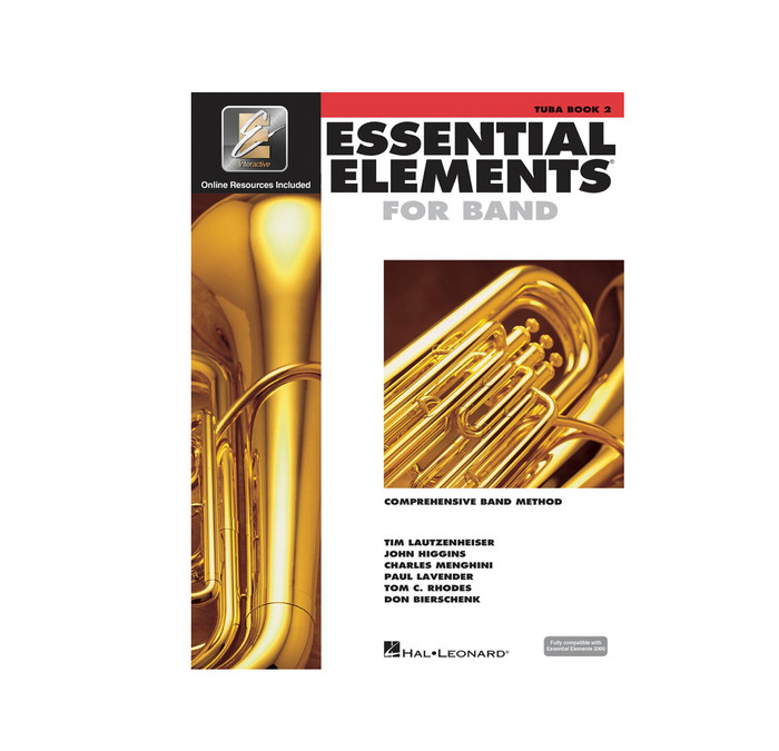 Essential Elements for Band BK2 - Tuba