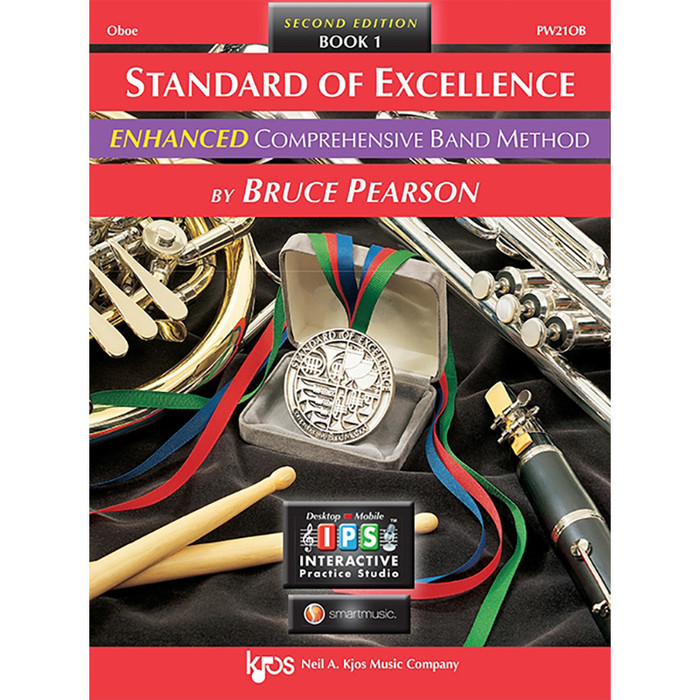 Standard of Excellence Book 1 Enhanced - Oboe