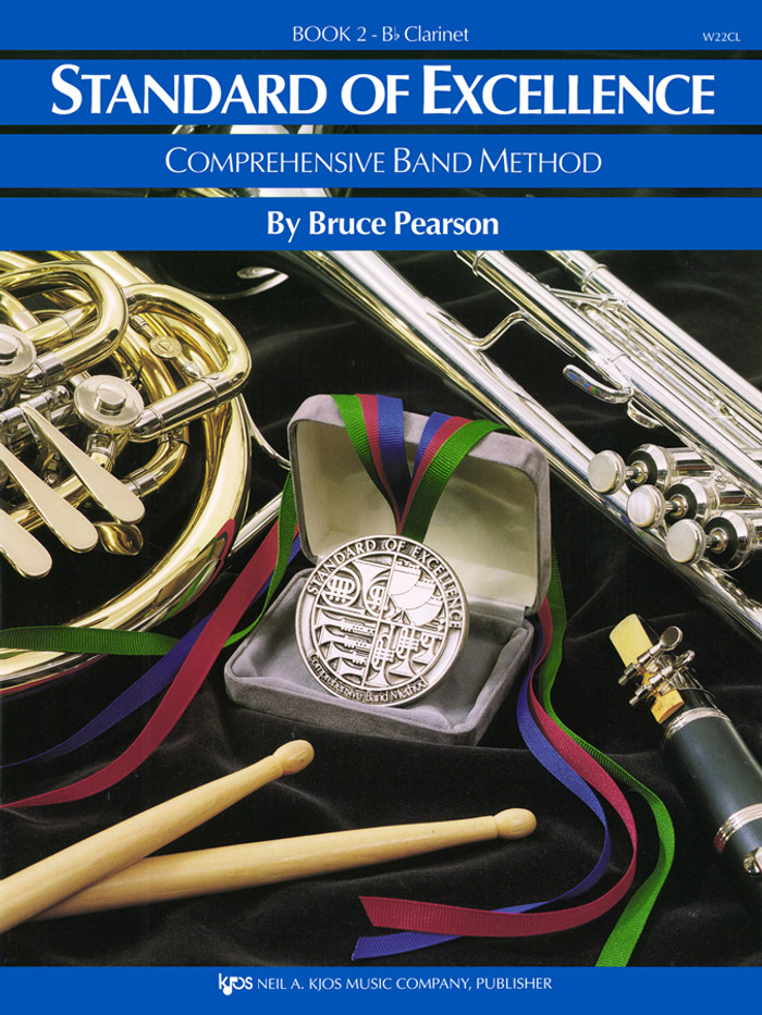 Standard of Excellence Book 2 Enhanced - Clarinet
