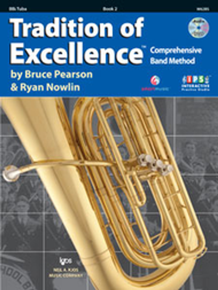 Tradition of Excellence Book 2 - Tuba