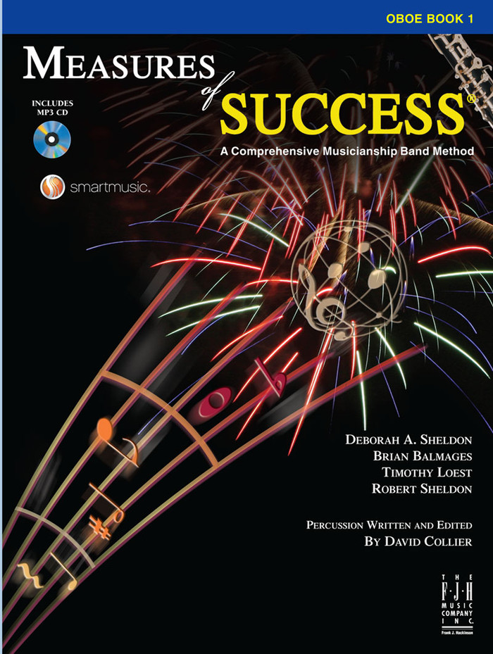 Measures of Success Book 1 - Oboe