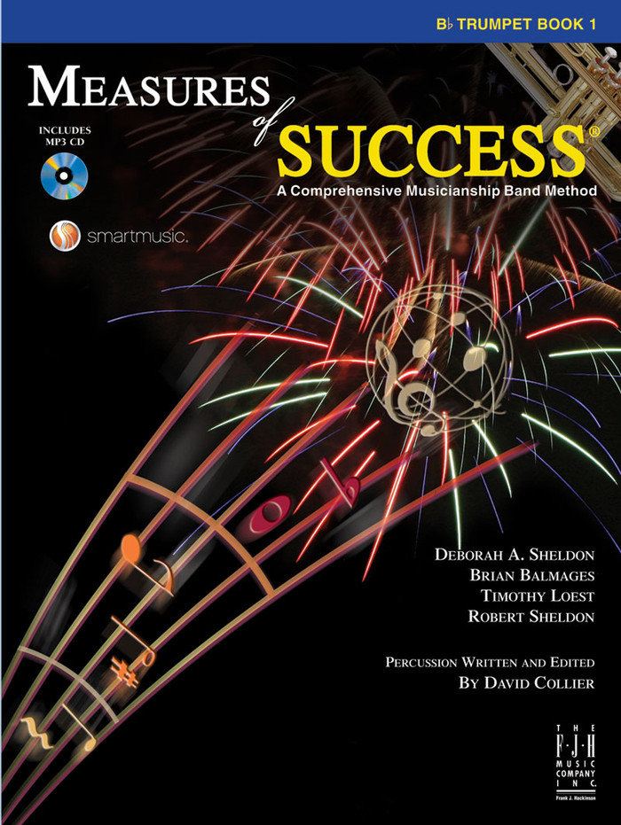 Measures of Success Book 1 - Trumpet