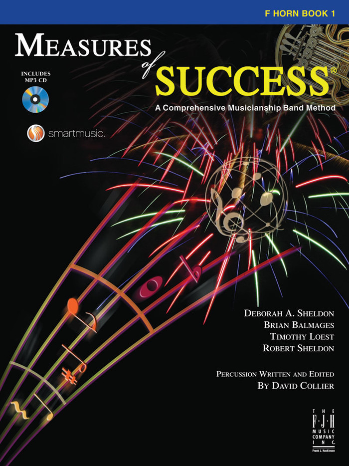 Measures of Success Book 1 - French Horn