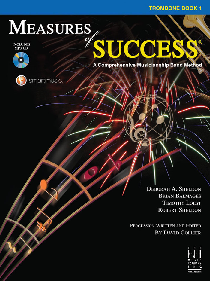 Measures of Success Book 1 - Trombone