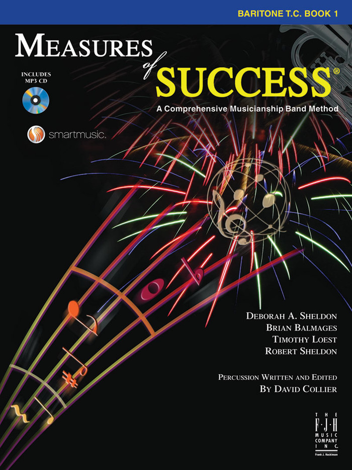 Measures of Success Book 1 - Baritone TC