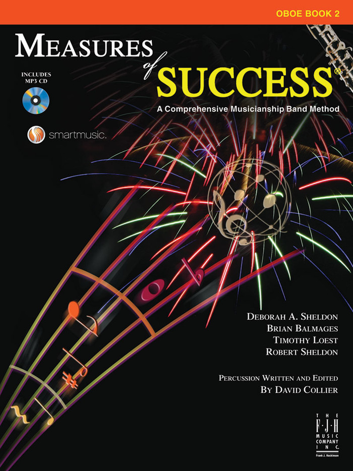 Measures of Success Book 2 - Oboe