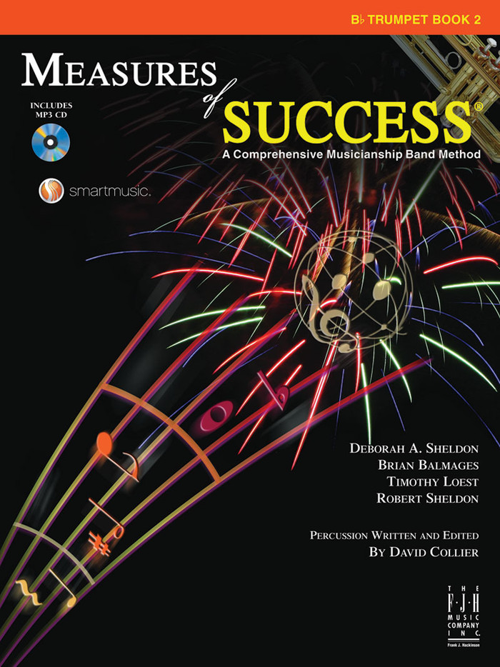Measures of Success Book 2 - Trumpet