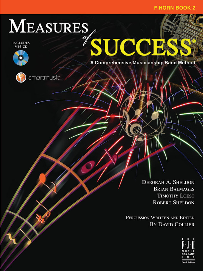 Measures of Success Book 2 - French Horn