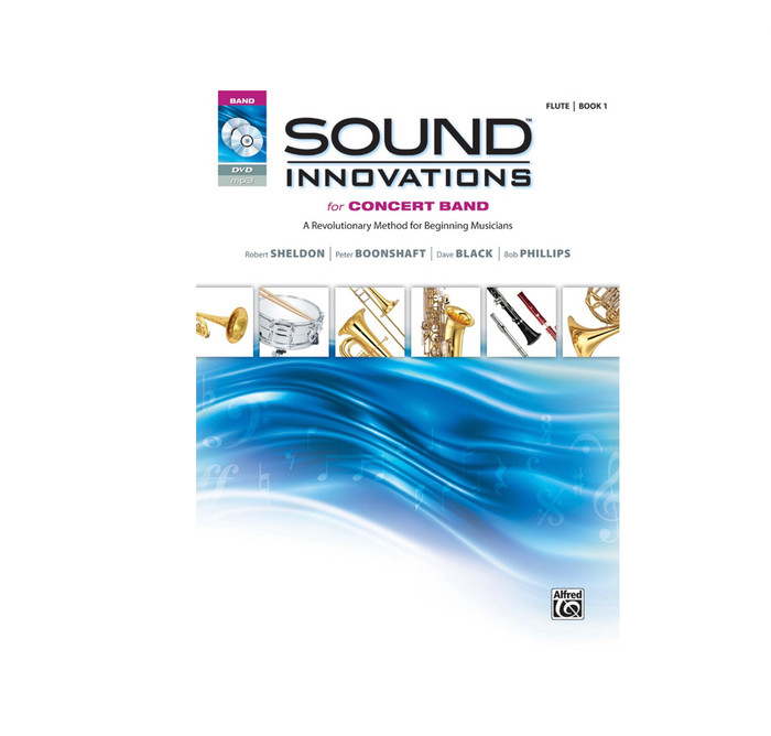 Sound Innovations for Concert Band Book 1 - Flute