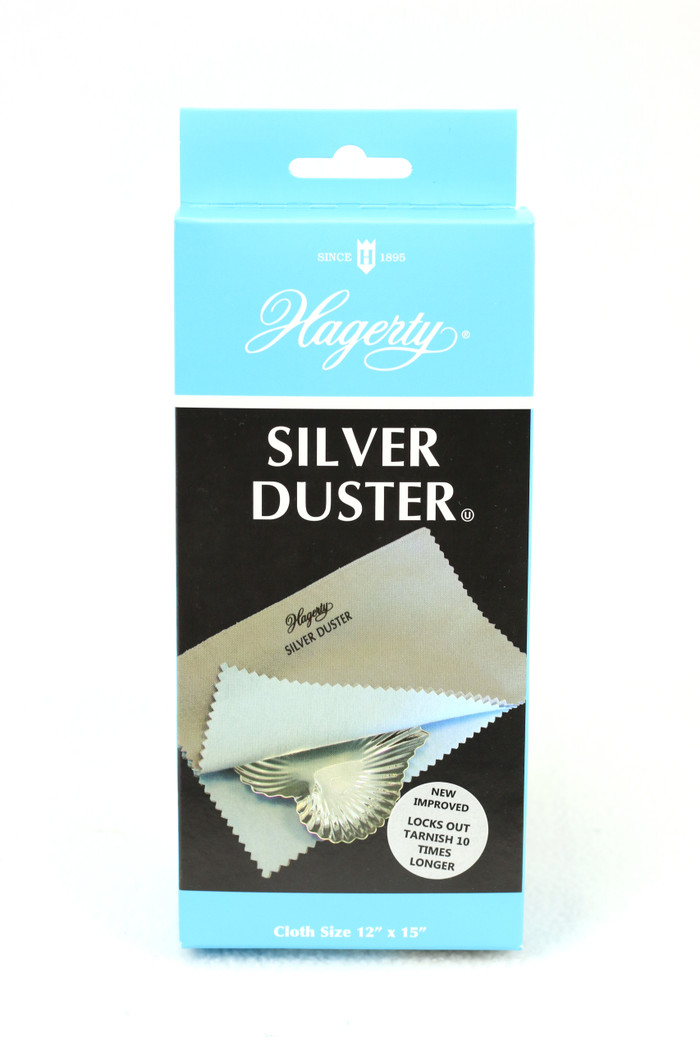 Hagerty Silver Finish Polish Cloth