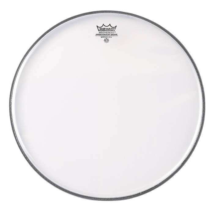 """Remo SA-0314TD 14"""" Clear Snare Side Hi-Tension Collar"""